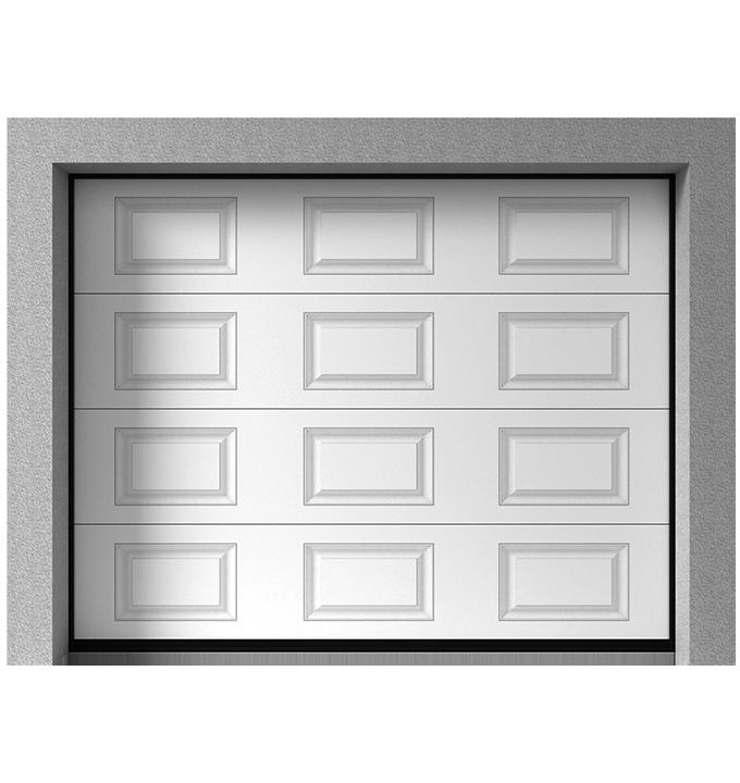 Porte de garage sectionnelle K2 RA