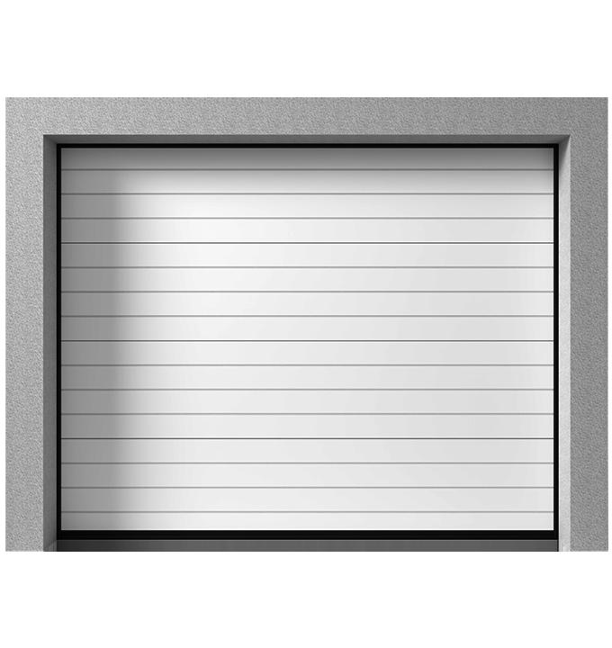 Porte de garage sectionnelle K2 RC