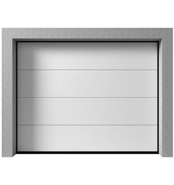 Porte de garage sectionnelle K2 RM