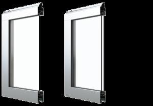 Panneaux spéciaux K2 IP vitrage