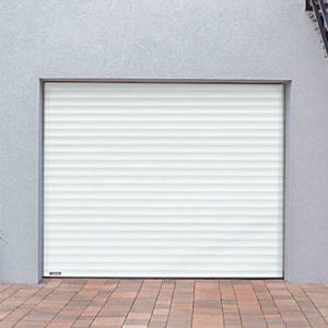 Porte de garage enroulable 1