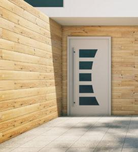 Porte d'entrée PVC New Line EK