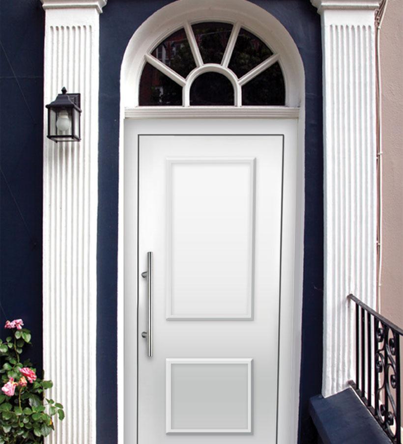 Porte d'entrée aluminium Classic Line