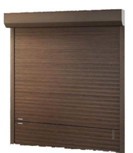 Exemple de porte de garage enroulable 3